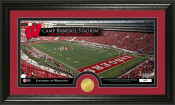 "Wisconsin Badgers ""Camp Randall Stadium"" Panoramic Photo Mint"