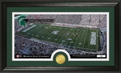 "Michigan State Spartans ""Spartan Stadium"" Panoramic Photo Mint"