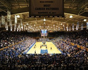 "Duke Blue Devils ""Gameday"" at Cameron Indoor Stadium"