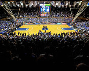 Duke Blue Devils at Cameron Indoor Stadium
