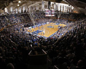 "Duke Blue Devils ""Panoramic"" at Cameron Indoor Stadium Poster"