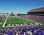 Kansas State Wildcats at Bill Snyder Stadium Poster