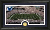 "Penn State Nittany Lions ""Beaver Stadium"" Panoramic Photo Mint"