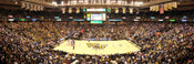 Wake Forest Demon Deacons at Lawrence Joel Coliseum Panorama
