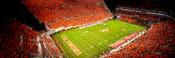 Virginia Tech Hokies at Lane Stadium Panorama