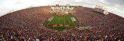 USC Trojans at the Los Angeles Coliseum Panorama