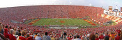 USC Trojans at the Los Angeles Coliseum Panorama 1