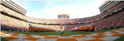 Tennessee Volunteers at Neyland Stadium Panorama