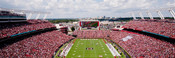 South Carolina Gamecocks at Williams Brice Stadium Panorama 1