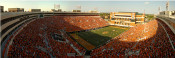 Oklahoma State Cowboys at Boone Pickens Stadium Panorama