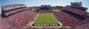 Oklahoma Sooners at Memorial Stadium Panorama