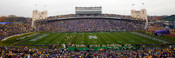 Northwestern Wildcats at Ryan Field Panorama