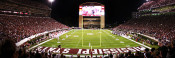 Mississippi State Bulldogs at Davis Wade Stadium Panorama