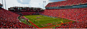 Clemson Tigers at Memorial Stadium Panorama 2