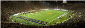Cal Golden Bears at Memorial Stadium Panorama