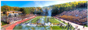 Appalachain State Mountaineers at Kidd Brewer Stadium Panorama