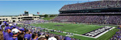 Kansas State Wildcats at Bill Snyder Stadium Panorama