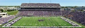 Kansas State Wildcats at Bill Snyder Stadium Panorama 1