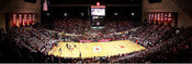 Indiana Hoosiers at Assembly Hall Panorama