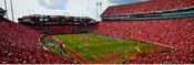 Clemson Tigers at Memorial Stadium Panorama 3