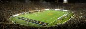Cal Golden Bears at Memorial Stadium Panorama 4