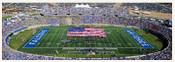Air Force Falcons at Falcon Stadium Panorama 1