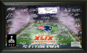 "Super Bowl XLIX Champions ""Celebration"" Signature Photo"