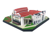 Nebraska Cornhuskers - Memorial Stadium Replica