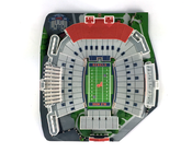 Ole Miss Rebels - Vaught Hemingway Stadium Replica