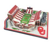 Oklahoma Sooners - Memorial Stadium Replica