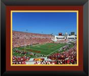 USC Trojans at Los Angeles Coliseum Poster 1