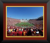 USC Trojans at Los Angeles Coliseum Poster 2