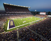 Washington Huskies at Husky Stadium Poster