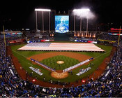 2015 World Series at Kauffman Stadium Photo