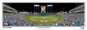 """2015 World Series Champions"" Kansas City Royals Panorama Poster"