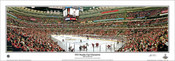 """2013 Stanley Cup Champions"" Chicago Blackhawks Panoramic Poster 1"