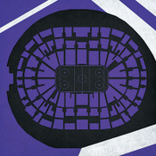 Los Angeles Kings - Staples Center City Print