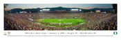"""2015 Rose Bowl"" Oregon Ducks Panorama Poster"
