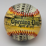 Yankee Stadium Opening Day Baseball