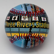 Three Rivers Stadium Replica