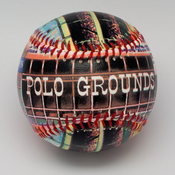 Polo Grounds Stadium Baseball