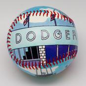 Dodger Stadium Baseball