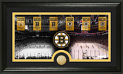 "Boston Bruins ""Tradition"" Minted Coin Pano Photo Mint"