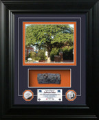 "Auburn Oaks Authentic Oak ""Marquee"" Silver Coin Photo Mint"