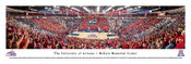 Arizona Wildcats Basketball at McKale Memorial Center Poster