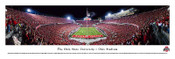2013 Ohio State Buckeyes at Ohio Stadium Panorama Poster