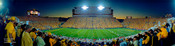 """Gold Bowl One"" Iowa Hawkeyes Panoramic Photo"