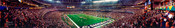 """Super Bowl XXVIII"" Cowboys vs. Bills Panoramic Photo"