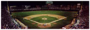 Chicago Cubs 1989 NLCS at Wrigley Field Panoramic Photograph