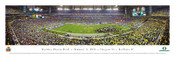 2013 Fiesta Bowl Panoramic Poster - Oregon vs. Kansas State
